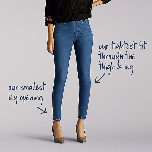 different fit jeans women
